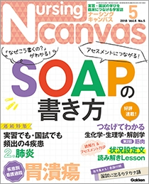 ナーシング・キャンバス 2018年5月号